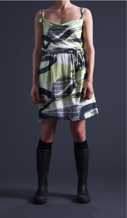 90s pattern dresshead